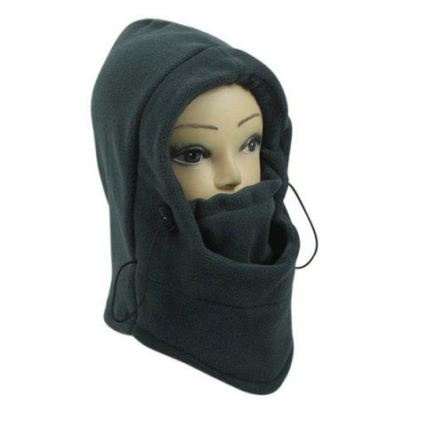 Buy Wind Winter Stopper Face Mask Neck Warmer Cycling Cap - DEEP GRAY  Mobile