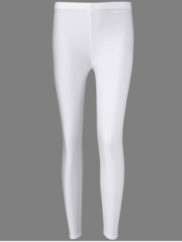 Buy Candy Color Shiny Leggings