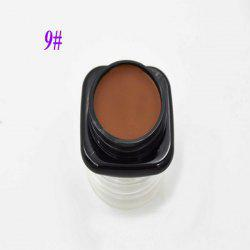 Natural Based Cream Foundation - #09