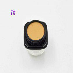 Natural Based Cream Foundation - #01