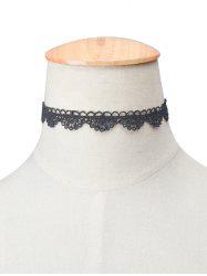 Retro Lace Choker Necklace