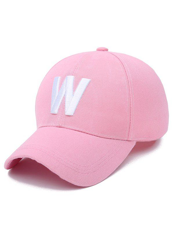 Discount Embroidery W Letter Baseball Cap