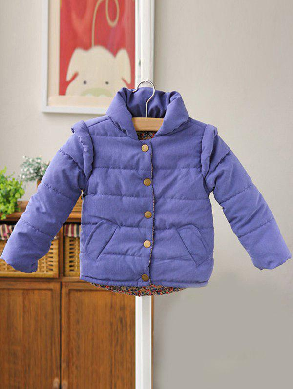 Hot Stand Collar Padded Jacket