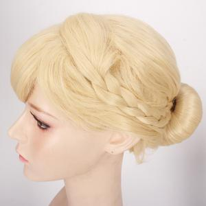 Bud Braids Princess Cosplay Synthetic Wig