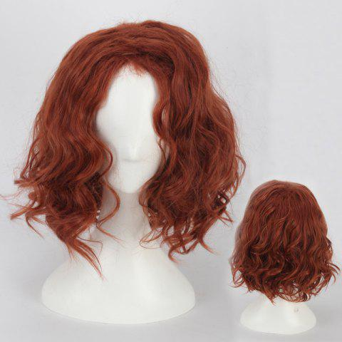 Buy Short Towheaded Wavy Cosplay Synthetic Wig