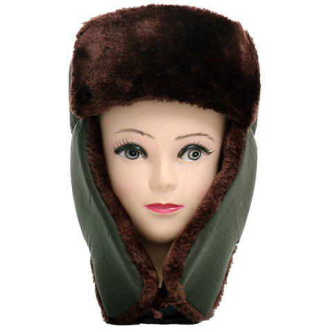 Best Outdoor Winter Warm Faux Fur Ear Warmer Hat