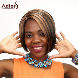 Adiors Highlight Short Side Parting Straight Synthetic Wig