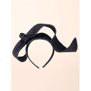 Tie Wide Bowknot Wrap Headband