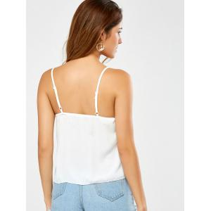 Lace Insert Cami Top -