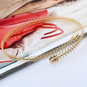 Alloy Infinity Choker Necklace -