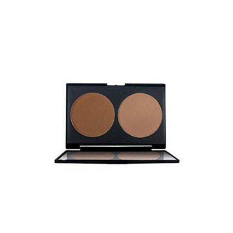 Affordable Highlighter Bronzing Powder Palette Kit