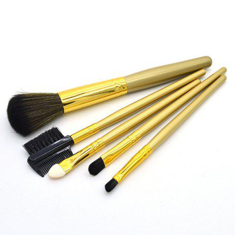 Set pinceaux de maquillage 5 Pcs