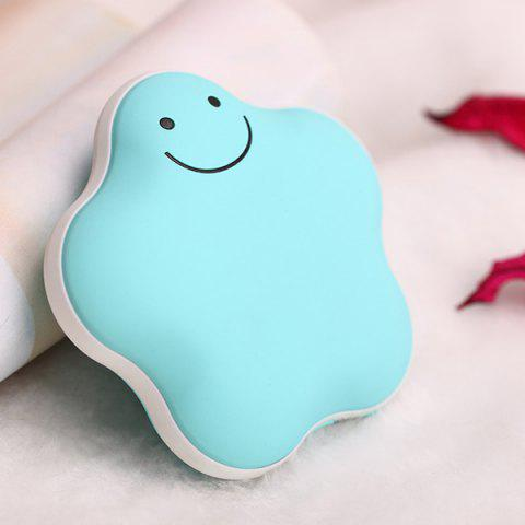 Hot Mini 3600mAh Star Shape Hand Warmer USB Mobile Power