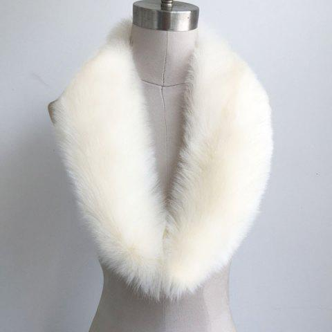 Sale Faux Fur Collar Scarf