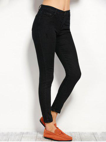 Affordable High Rise Ponte Jeans