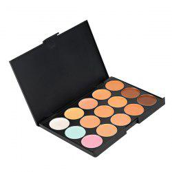 15 Colours Facial Concealer Palette