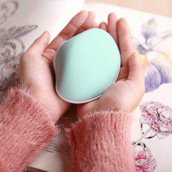 Shell Shape Hand Warmer USB Mobile Power