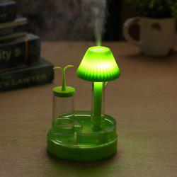 Home Decor Spray Fogger Humidifier LED Night Light