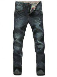 Jean coupe skinny grande taille -