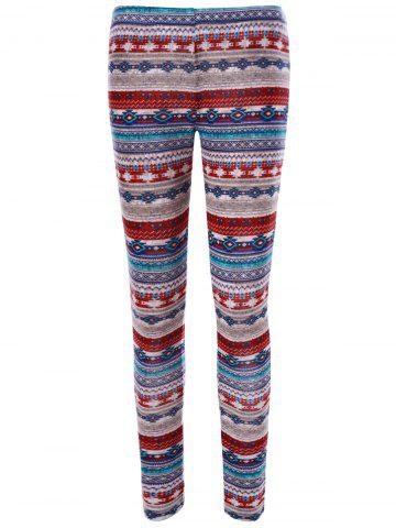Affordable Tribal Print Leggings