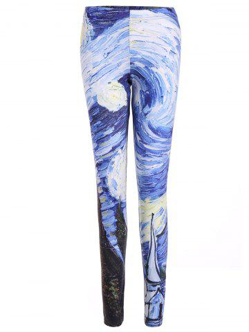 Hot Floral Bodycon Leggings