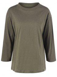 T-shirt grande taille -