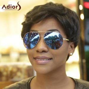 Adiors Synthetic Fluffy Curly Short Layered Wigs - BLACK