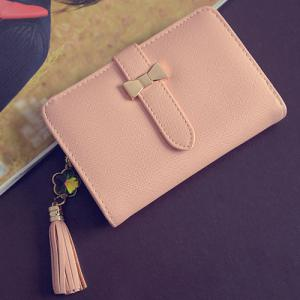 PU cuir Glands Wallet -