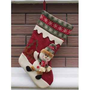 Merry Christmas Decoration Hanging Candy Present Sock