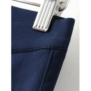 Fleece Lined Ponte Pants -