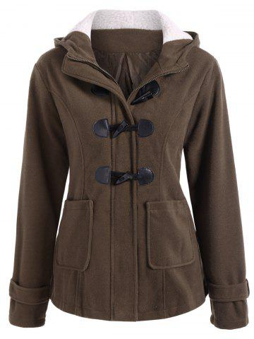 Best Winter Hooded Duffle Coat