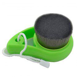 Bamboo Carbon Fiber Cleansing Facial Brush