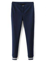 Fleece Lined Ponte Pants
