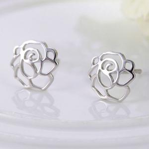 Rose Earrings -