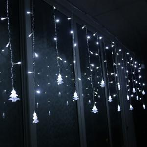 Christmas Tree Pendant LED String Light Indoor Decoration Supplies