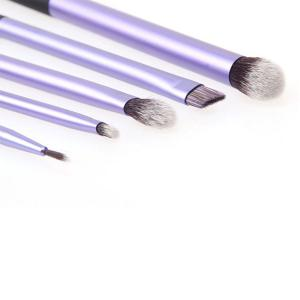5 Pcs Eye Makeup Brushes Set -