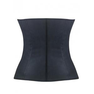 Strapless Steel Waist Training Corset -