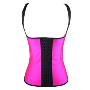 Adjustable Strap Underbust Corset Vest