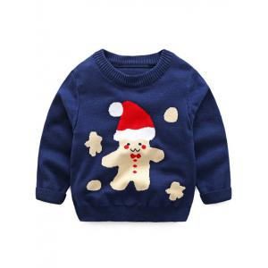 Cartoon Long Sleeve Sweater