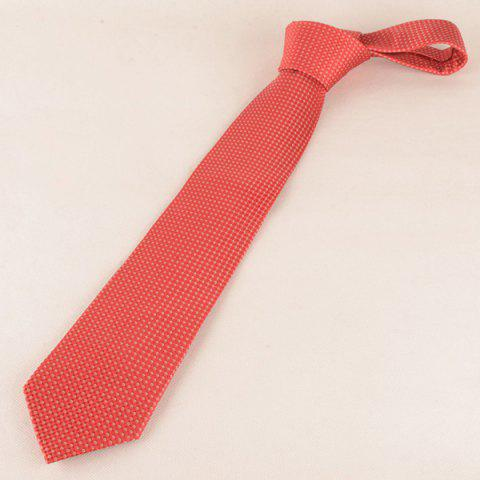 Unique Wedding Bridegroom Silky Neck Tie