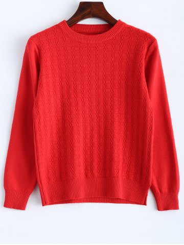 Chic Vintage Fitted Short Sweater