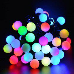 Solar Energy Courtyard Garden Festival Decoration Balls Lighting Lamp