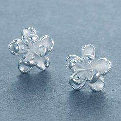 Flower Earrings -