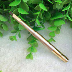 Waterproof Long Wear Eyebrow Pencil - LIGHT COFFEE