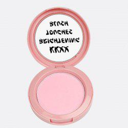 6 Colours Shimmer Matte Powder Blush -