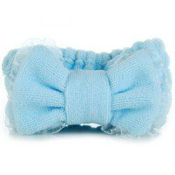 Facial Cleaning Bowknot Headband -