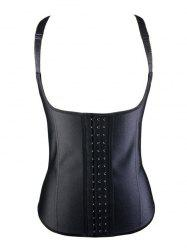 Adjustable Strap Underbust Corset Vest -