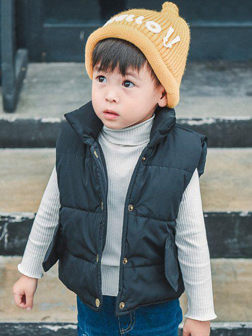 Buy Kid Buttoned Puffer Vest
