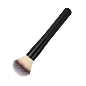 Multifunction Soft Fiber Powder Brush - BLACK