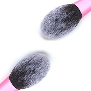 Soft Fiber Flame Blush Brush -